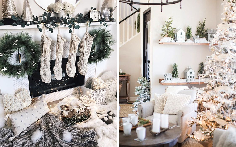 christmas Trendy Christmas decorations for 2019 the sleep journey trendy christmas decorations 02