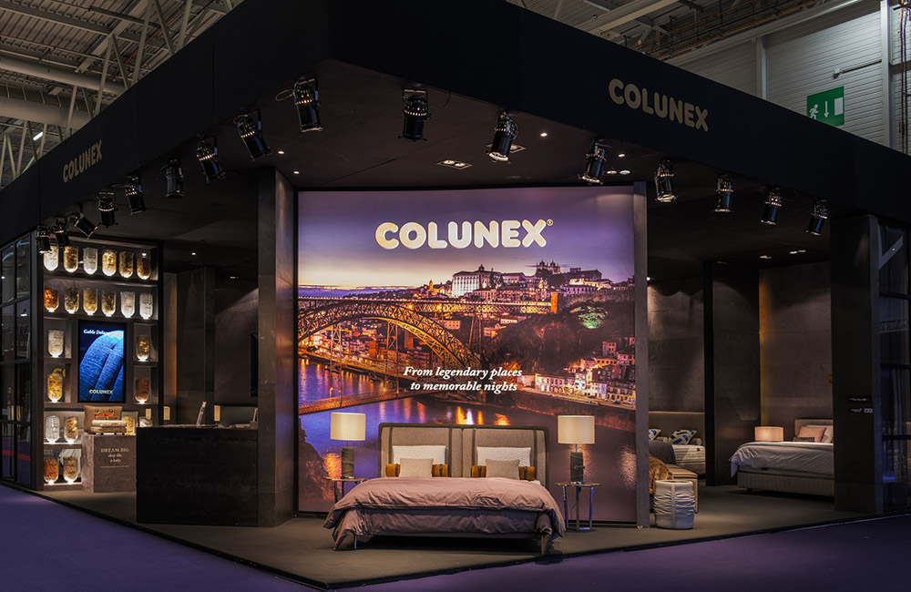 colunex Highlights from Colunex at Maison & Objet 2020 the sleep journey colunex at maison et objet 2020 01