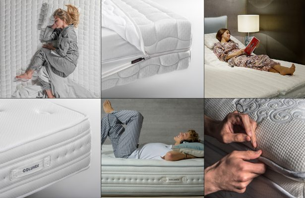 Como escolher o colchão ideal? colchão ideal How to choose the ideal mattress? The sleep journey Como escolher o colcha  o ideal 615x400  About The sleep journey Como escolher o colcha CC 83o ideal 615x400