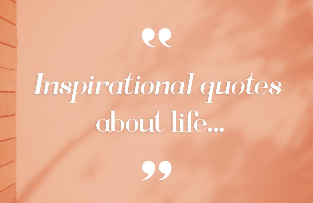 inspirational quotes Inspirational quotes about life Inspiration quotes about life albert
