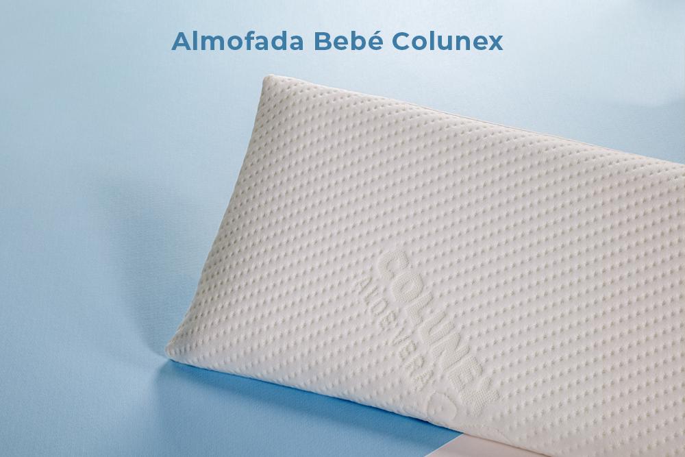 Kit Bebé: Almofada de bebé Colunex kit de bebé Kit de Bebé: O kit essencial para o bebé a caminho! The sleep journey kit bebe almofada bebe colunex