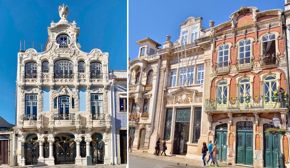 Visitar Aveiro, o que fazer? Roteiro de Arte Nova visitar aveiro Visitar Aveiro, o que fazer? The sleep journey aveiro o que fazer 09